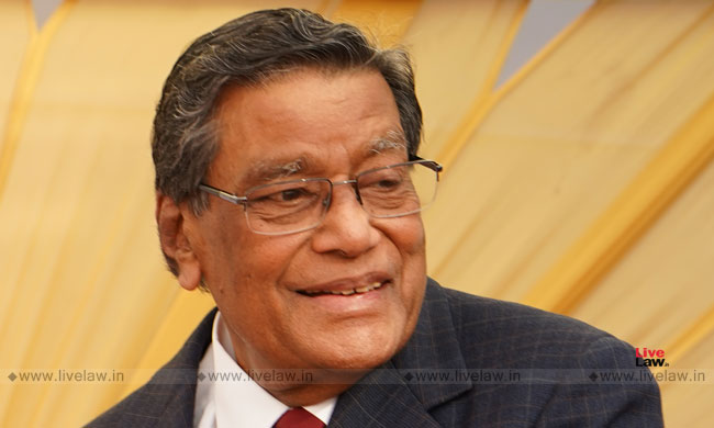 [Breaking] President Re-Appoints KK Venugopal As Attorney General For One Year Term From July 1
