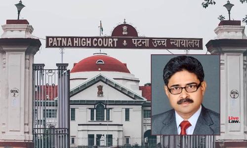 Justice Rakesh Kumar Transferred From Patna HC To Andhra Pradesh HC