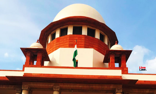 Order Admitting Second Appeal Should Specifically State Substantial Questions Of Law: SC [Read Order]