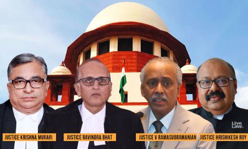 Breaking : Justices Krishna Murari, Ravindra Bhat, Ramasubramanian & Hrishikesh Roy Appointed As SC Judges [Read Notifications]