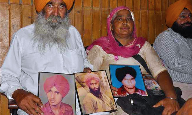 Punjab Killings : Plea Filed In SC For Probe Into Alleged Executions Withdrawn With Liberty To Move HC