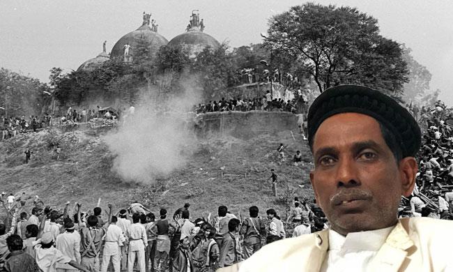 SC Agrees To Look Into Attack On Babri Masjid Litigant Iqbal Ansari