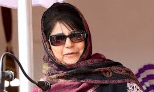 Article 370: Mehbooba Mufti