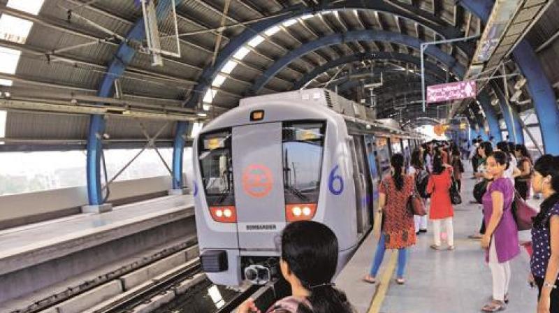 Delhi HC Asks Centre, Delhi Govt To Consider The Prospect Of Recommencing Metro Services