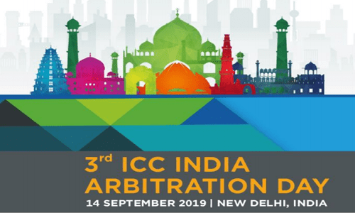 3rd ICC India Arbitration Day -14 September 2019, Delhi