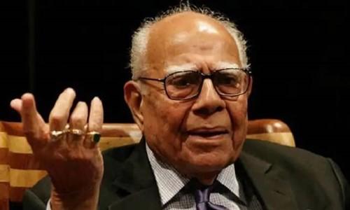 SCBA Condoles Death Of Its Former President Ram Jethmalani