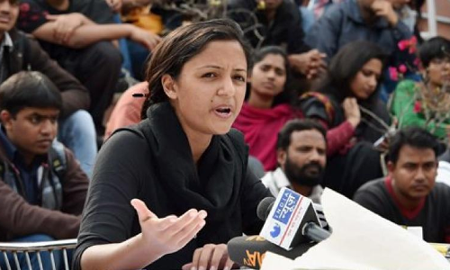 Sedition Case : Court Grants Interim Protection From Arrest To Shehla Rashid [Read Order]