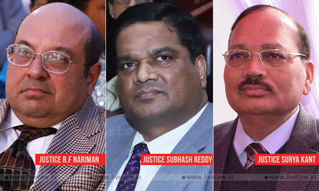 SC Confirms By 2:1 Majority Death Penalty For Rape-Murder Of Infant; Justice Reddy Dissents [Read Judgment]