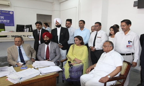 National Lok Adalat: Punjab State Legal Services Authority Resolve 22,040 Cases In A Day