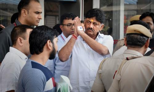 CBI Court Extends DK Shivakumar