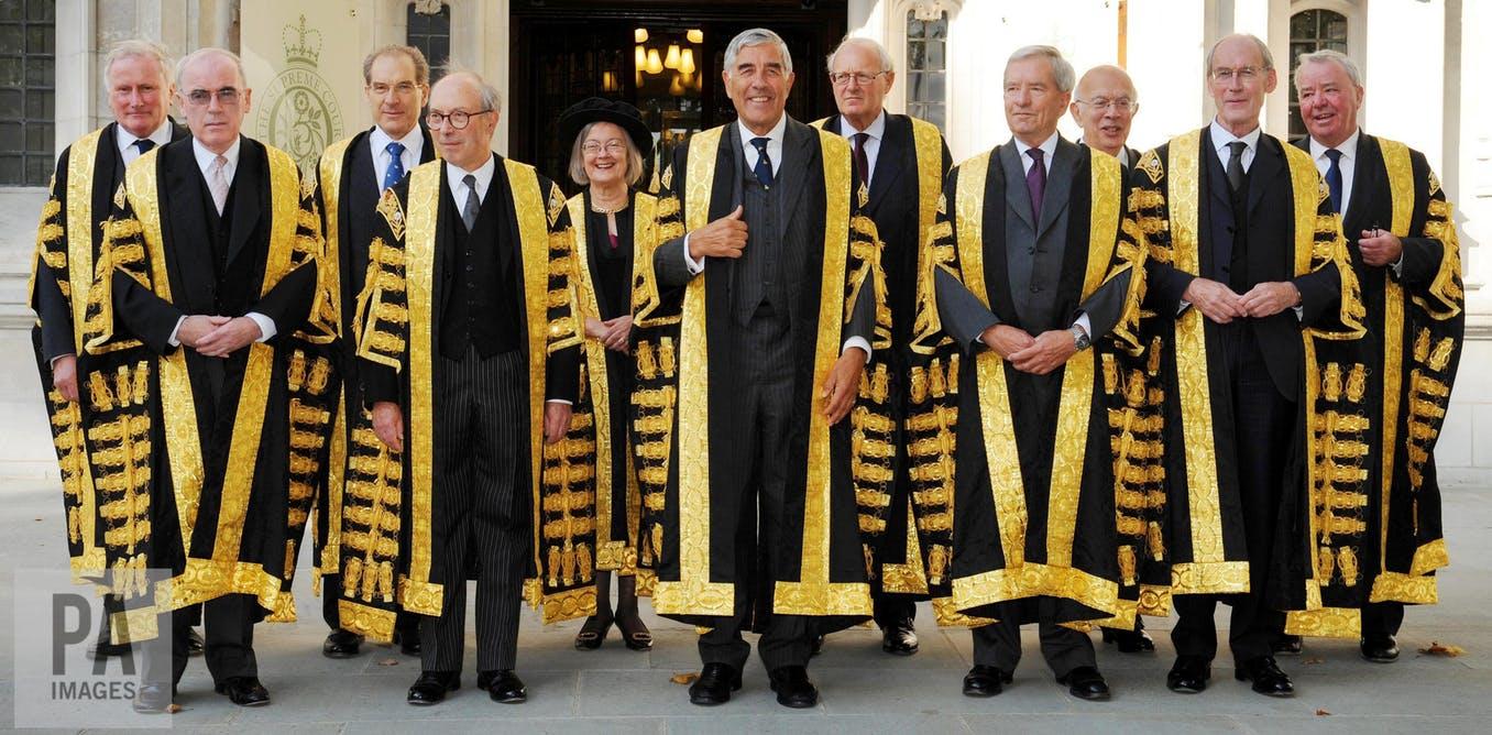 Judges of UK SC