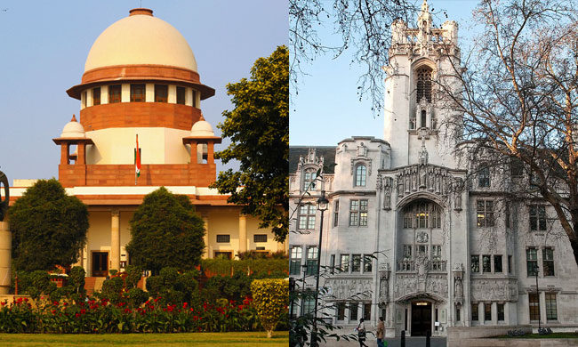 Few Lessons For Supreme Court Of India From UK Supreme Court
