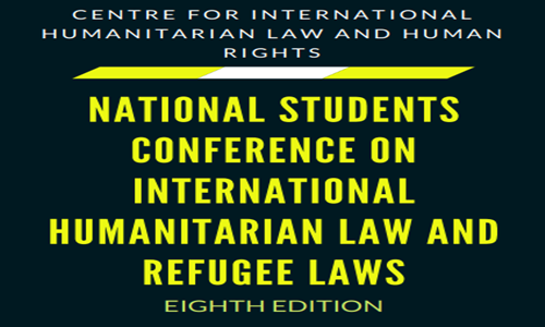 Call For Papers: Conference On International Humanitarian And Refugee Laws At Nirma University, Ahmedabad