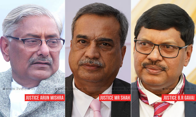 Breaking : SC Allows Centres Review Against Dilution Of SC/ST Act [Read Judgment]