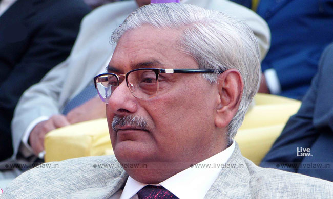 Farmers Association Takes Objection To Justice Arun Mishra Heading Constitution Bench For Land Acquisition Matters