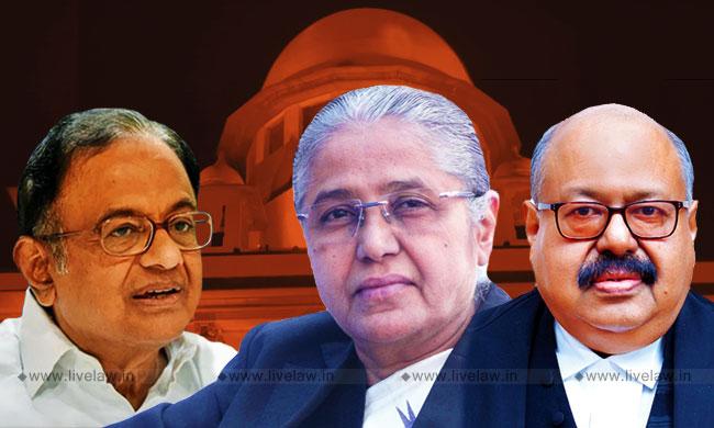 SC Issues Notices On Chidambarams Bail Plea In INX Media Case