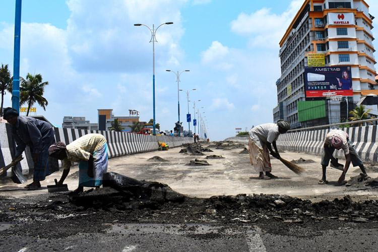 SC Sets Aside Kerala HC Judgment Which Directed Conducting Of Load Test Before Demolishing Palarivattom Flyover [Read Judgment]