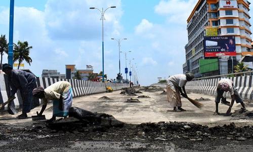 Kerala HC Stays Demolition Of Palarivattom Flyover Bridge[Read Order]