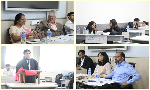 10th National Trial Advocacy & Judgment Writing Competition – Nyayvalokan – Quarter Final Rounds