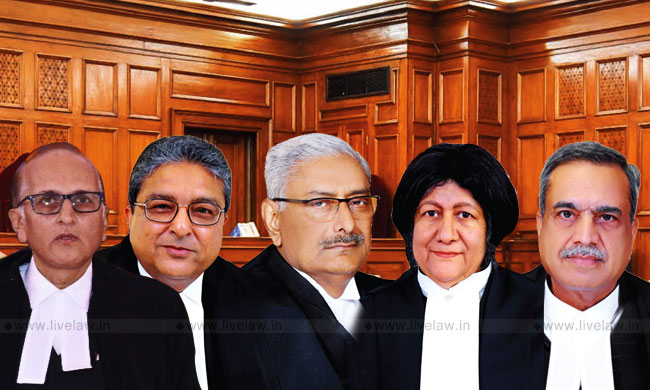 Land Acquisition : No Lapse Of Proceedings Under Old Act If Compensation Is Deposited In Treasury ; SC 5-Judge Bench Upholds Indore Development Authority Decision [Read Judgment]