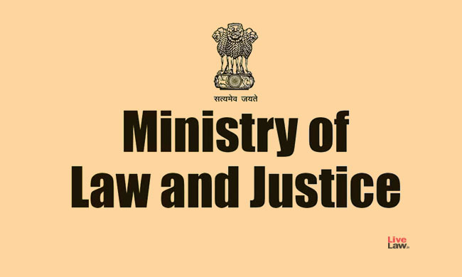 Legal Assistant At Legislative Department, Ministry Of Law & Justice
