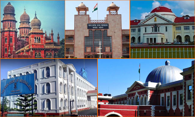 SC Collegium Recommends Appointments Of New Chief Justices In 5 High Courts [Read Statements]