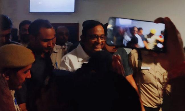 INX Media: Special Judge Remands P Chidambaram To 7 Days Of ED Custody