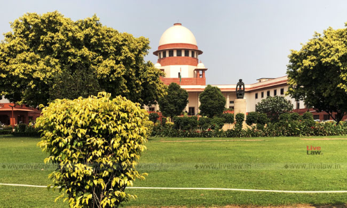 SC Adjourns Petitions Challenging Abrogation Of Art 370 To Dec 10