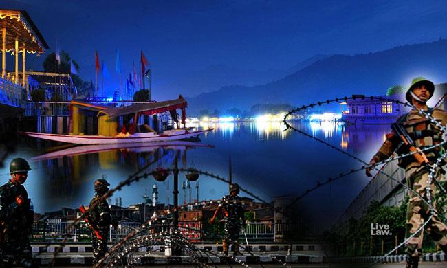 Kashmir : Far From Normalcy