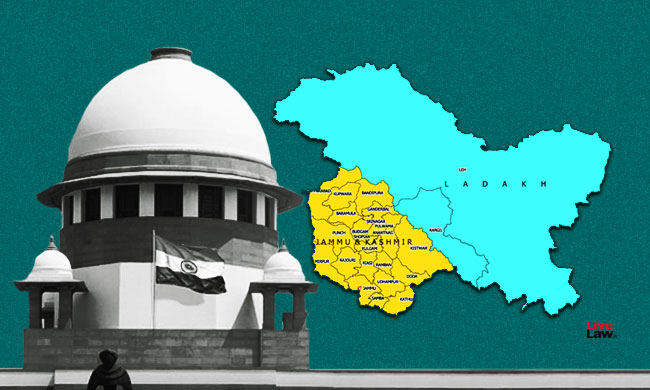 Kashmir [Article 370] Hearing In SC [Petitions, Pleadings, Arguments, Orders And More]