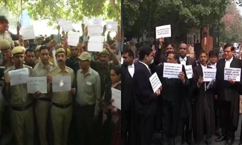 Police v Lawyers : Delhi HC Issues Clarifications On MHA