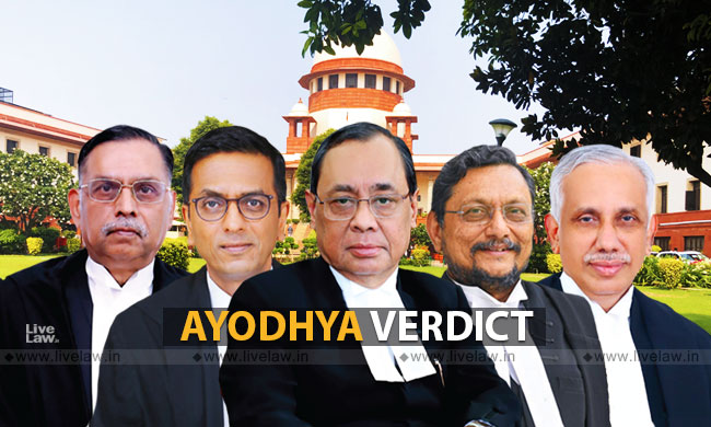 All You Want To Know About Ayodhya Verdict - Issues, Arguments & Findings