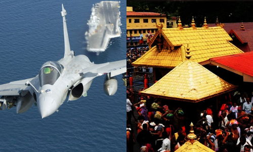 Breaking- Rafale & Sabarimala Review Petitions: SC To Pronounce Judgment Tomorrow [Read Notices]