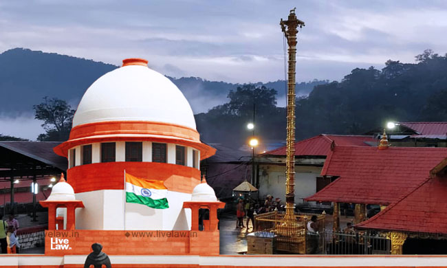 Sabarimala : Woman Moves SC To Direct Kerala Govt To Provide Security For Temple Visit [Read Application]