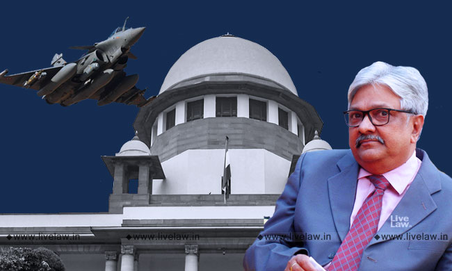 Rafale Verdict Will Not Stop CBI From Taking Lawful Action On Petitioners Complaint : Justice K M Joseph [Read Judgment]