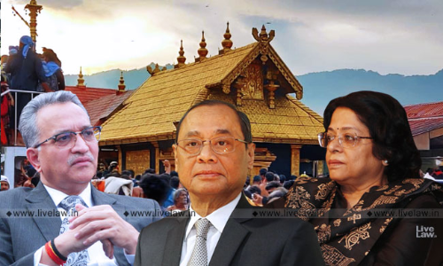 10 Reasons Why The Sabarimala Reference To 7 Judges Is Problematic