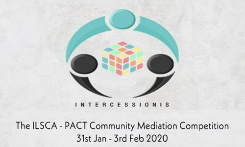 ILS Pune To Conduct ILSCA- PACT Community Mediation Competition [31st Jan-3rd Feb]
