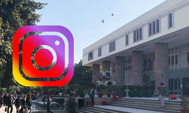 Photographs Lifted From Instagram Posted On Porn Website: Delhi HC Orders Immediate Removal Of Content[Read Order]