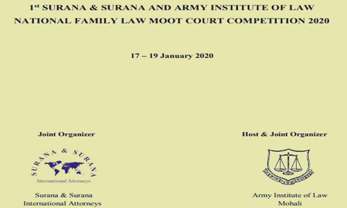 1st Surana and Surana & Army Institute Of Law