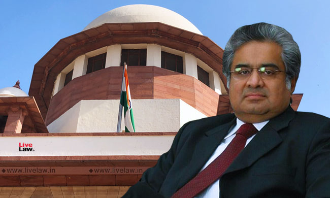 [Restrictions On Free Speech For Public Functionaries] SC Can Issue Vishakha Like Guidelines And Recommend A Legislation: Harish Salve