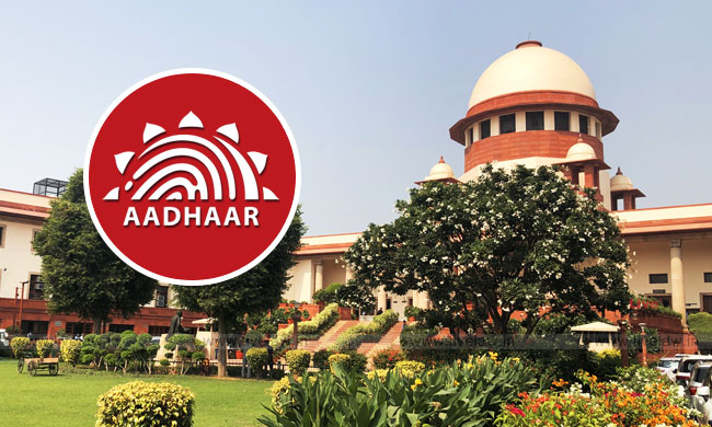Aadhaar Review : Open Court Hearing Sought Citing Observations In