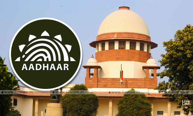 The Puzzling Dismissal Of Aadhaar Review Despite Pendency Of Larger Bench Reference On Money Bill Issue