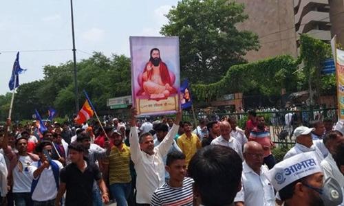 The Curious Case Of Demolition And Restoration Of Guru Ravidas Temple