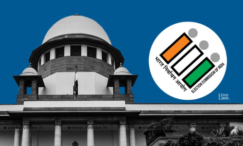 Electoral Bonds : Citing Reports Of RBI, ECI Objections, ADR Moves SC For Stay Of Scheme [Read Petition]