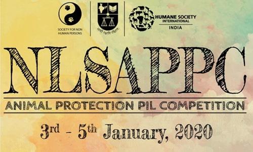 NLSIU Animal Protection PIL Competition