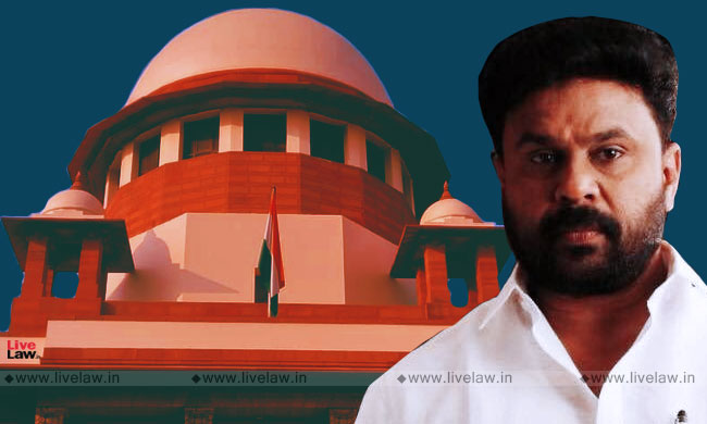 SC Order In Dileep Case: Some Pertinent Questions