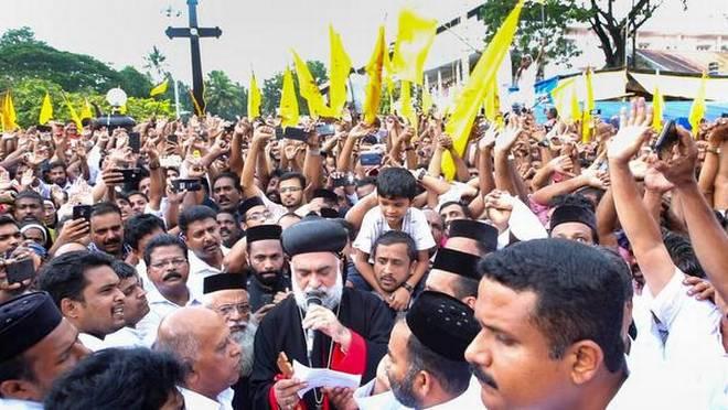 Kerala HC Directs Govt. Take Control Of Marthoman Church[Read Order]