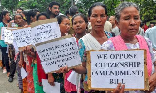 Union Cabinet Clears Citizenship Amendment Bill