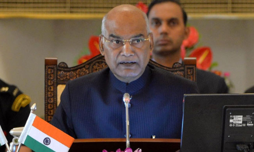 Child Rapists Should Not Have Right To File Mercy Petitions : President Ram Nath Kovind