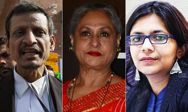 ML Sharma Moves SC Alleging Jaya Bachchan & Swati Maliwal Provoked Hyderabad Encounter [Read Petition]